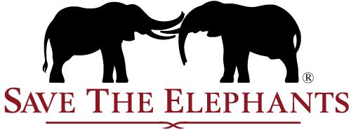 Save The Elephants Charity Logo